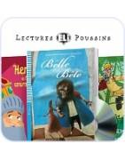 Lectures ELI Poussins - lektury dla dzieci do nauki francuskiego