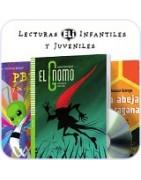 Lecturas ELI Infantiles A0-A2 - książki po hiszpańsku dla dzieci