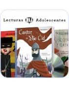 Lecturas ELI Adolescentes: lektury do hiszpańskiego dla nastolatków