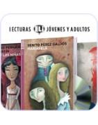 Lecturas ELI Jóvenes y Adultos: lektury po hiszpańsku dla młodzieży
