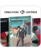 Erwachsene ELI Lektüren: lektury po niemiecku dla młodzieży, dorosłych