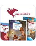 LeggerMENTE: lektury szkolne po włosku na poziom trudności B2