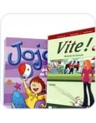 Francuski podręczniki i metody nauczania do szkoły podstawowej, dzieci