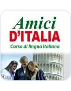 Amici d'Italia: podręcznik do włoskiego dla nastolatków, klasa 7-8