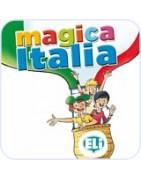 Magica Italia: podręcznik do włoskiego dla dzieci, dla klas 4-6