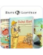 Erste ELI Lektüren: lektury dla dzieci do nauki niemieckiego, A1-A2