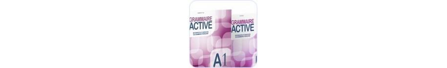 Książki do gramatyki francuskiej z ćwiczeniami, A1-B2