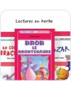 Lectures en herbe: dzieci, lektury do francuskiego dla początkujących