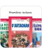 Premières lectures A1 - lektury po francusku dla początkujących