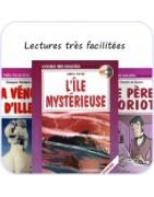 Lectures très facilitées: lektury do nauki francuskiego poziom A1-A2