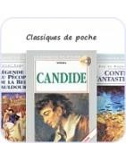 Classiques de poche - literatura francuska na poziom zaawansowany