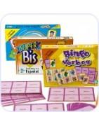 Gry i zabawy do nauki hiszpańskiego, hiszpański gry edukacyjne