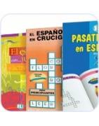 Książki do nauki słówek hiszpańskich, nauka słownictwa