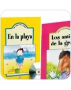 Książki do hiszpańskiego dla przedszkolaków