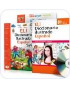 Hiszpański - ilustrowane słowniki tematyczne do nauki słówek
