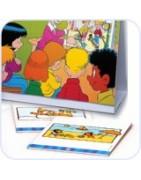 Plansze i plakaty do nauki hiszpańskiego do klasy