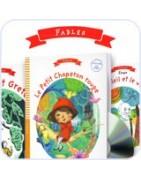 Lectures ELI Poussins - Fables A0-A2 - bajki dla dzieci po francusku
