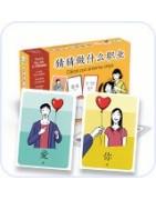 Gry i zabawy do nauki chińskiego, chiński gry edukacyjne
