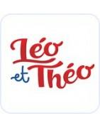 Léo et Théo: francuski dla dzieci w szkole podstawowej: klasy 4-6