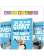 Step by Step: readersy do angielskiego dla dzieci A1-A2
