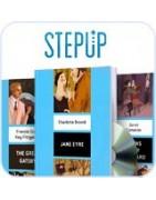 Step Up Liberty - lektury do nauki angielskiego dla młodzieży A2-C1