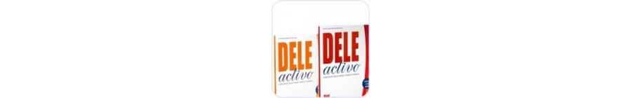 Książki do DELE, przygotowanie do egzaminu z hiszpańskiego A1-B2