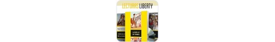 Lecturas Liberty - lektury do nauki hiszpańskiego A1-B2