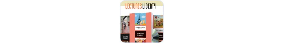 Lectures LIBERTY A1-B2 Lektury do nauki francuskiego