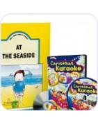 Piosenki i aktywności teatralne do nauki angielskiego dla dzieci