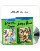 Green Series - książeczki do nauki angielskiego dla najmłodszych