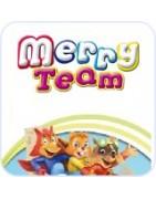 Merry Team - angielski dla szkoły podstawowej