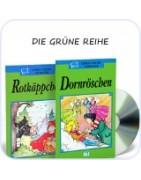 Die grüne Reihe - bajki do nauki niemieckiego dla dzieci, A1
