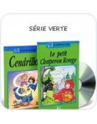 Série Verte A1 - bajki do nauki francuskiego dla dzieci, nauka słówek