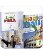 Podręczniki do nauki włoskiego dla dzieci i młodzieży