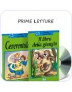 Prime Letture Serie Verde: bajki do nauki włoskiego dla dzieci