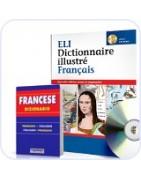 Francuski - ilustrowane słowniki tematyczne do nauki słówek