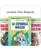 Lecturas Para Empezar: lektury do hiszpańskiego dla początujących
