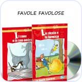 Prime letture Favole favolose A1