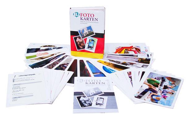 karty fotograficzne do konwersacji język niemiecki foto karten deutsch eli