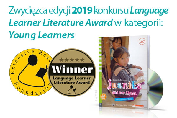 Lektura Juanita and her Alpaca zwycięzcą Extensive Reading Awards 2019