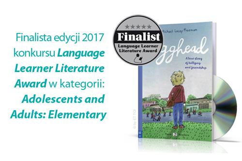 Książka Egghead + audio CD z serii Teen ELI Readers w gronie finalistów