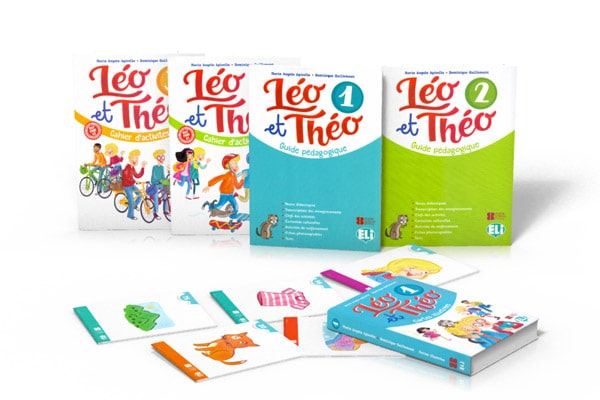 Pozytywne opinie o podręczniku do francuskiego Léo et Théo