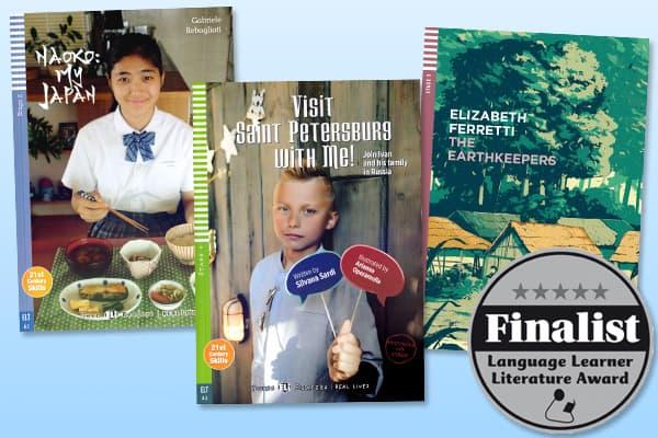Lektury ELI w finale Language Learner Literature Award 2020