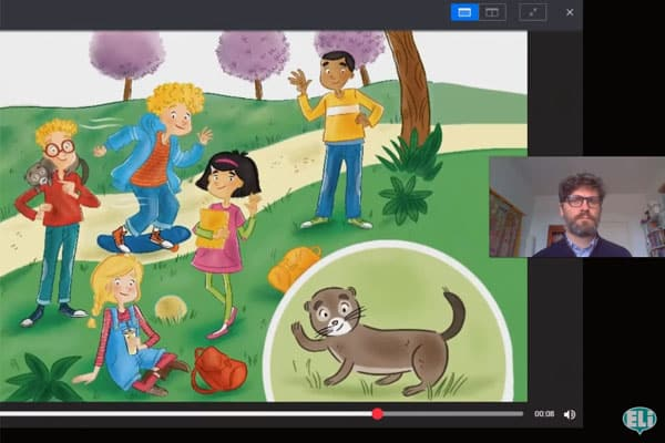 Deutschunterricht für Kinder ist WUNDERBAR! mit Rüdiger Scherpe