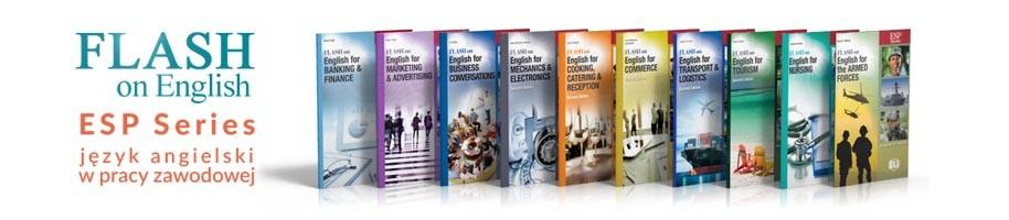 ESP język angielski zawodowy i branżowy